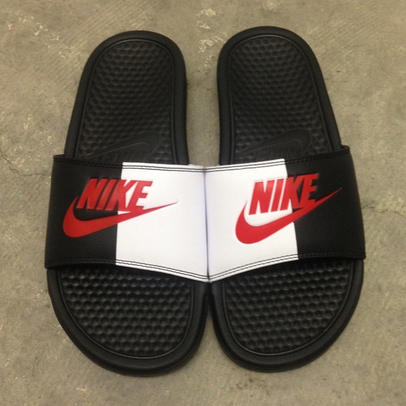 c14964c7a57 NIKE SCARFACE BENASSI SLIDES JUST DO IT JDI
